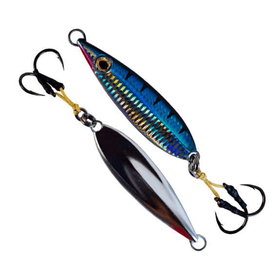 Reeldiculous Flat Fall Jig Smoker